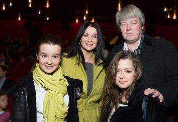 Strizhenov fille – Anastasia et Alessandro. Informations sur la famille Strizhenov