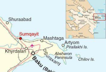 ¿Dónde está la Península Absheron? El descanso en la península de Absheron