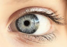 Das Ausblenden der grauen Augen?