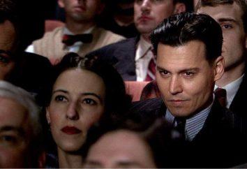 """Il film """"Nemico pubblico"""": gli attori. Dzhonni Depp, Marion Kotiyyar e altri"""