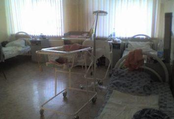 hôpital de maternité, 2 commentaires № patient Voronezh