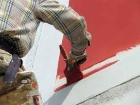 Malowanie frontach – niezawodna ochrona budynków