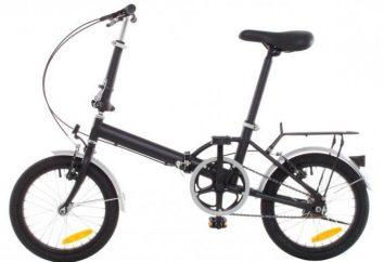 Składany rower z ramą aluminiową: Opis, opinie