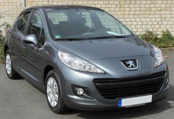 """""""Peugeot 207"""": comentários. Peugeot 207: especificações, fotos"""