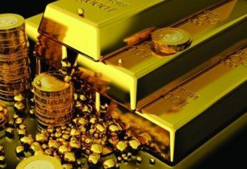 Le système monétaire du monde: de l'étalon-or à l'état actuel des choses