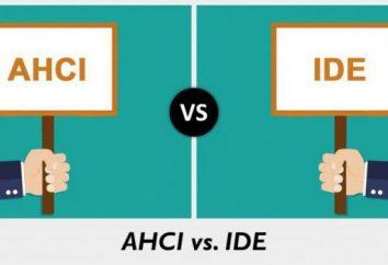 Como habilitar AHCI no Windows: instruções passo a passo, características e comentários