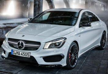 Mercedes CLA 45 AMG: najbardziej interesujących rzeczy o najbardziej budżetu sedan od AMG