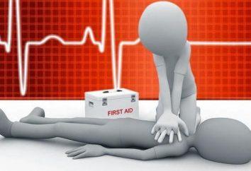 Algorytm CPR. RKO u dzieci: algorytm. CPR w ciąży. CPR algorytm do zatrzymania oddychania u dorosłych