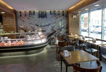 Inexpensive Café in Moskau: eine Liste mit Fotos und Kundenbewertung. Wo im Zentrum von Moskau in einem billigen Cafe sitzen?