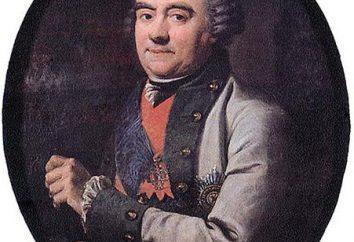 Spiridov Grigorij Andriejewicz: krótka biografia