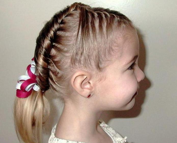 Acconciature Per Bambina Con Capelli Medi Tagli E