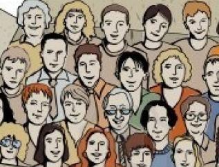 Quais são personagens das pessoas