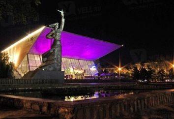 "Cinema ""Aurora"" (Krasnodar). La storia del teatro e del futuro"