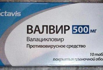 Drug « Valvira »: avis des médecins