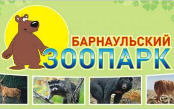 Zoo w Barnauł