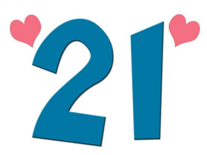21 hochzeitstag