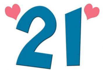 21 anni di matrimonio – nozze opale: congratulazioni, regali