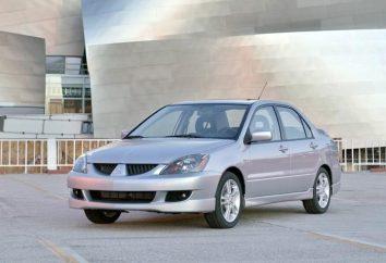 """""""Mitsubishi-Lancer"""": Bewertungen der Besitzer der 9. Generation des Autos"""