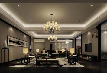 Che ruolo fa l'illuminazione in interni. tipi di illuminazione