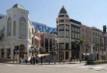Beverly Hills: brillo glamoroso California