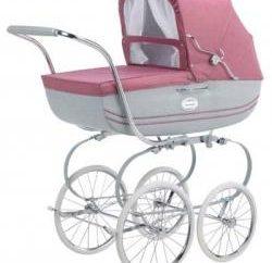 """Rollstuhl """"Inglezina Classic"""" – eine Kombination aus exquisitem Retro-Design mit moderner Verarbeitung"""