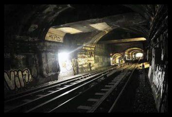 Verlassenen U-Bahn-Station in Moskau: die Legende von der Moskauer Metro