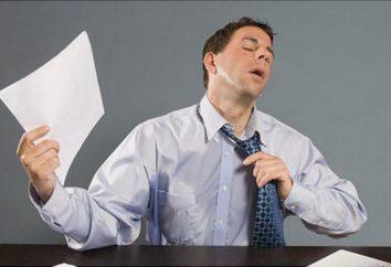 gli standard di temperatura sul posto di lavoro. regole e le norme sanitarie