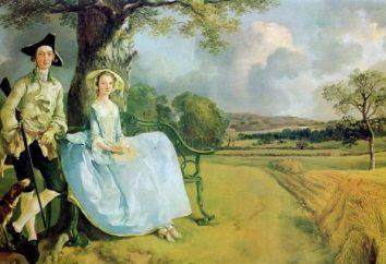 Thomas Gainsborough. Wybitny portretista i malarz krajobrazowy