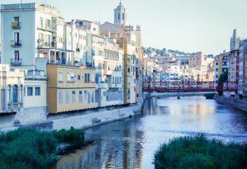 Spanien Attraktionen. Girona Fotos und Bewertungen über die Stadt