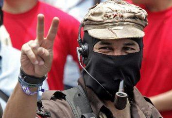Subcomandante Marcos: biografia e foto