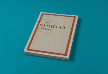 """Thomas Piketty książka """"Kapitał w XXI wieku"""": istota, główne punkty"""