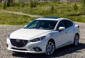 Mazda Axela: descripción, especificaciones y revisiones de los propietarios