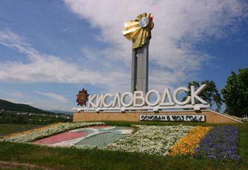 Kislovodsk: avis de la ville. Le repos et la récupération à Kislovodsk: examen et commentaires sur les sanatoriums populaires