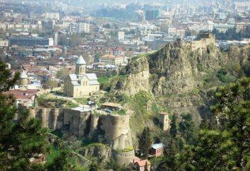 La capitale de la Géorgie – Tbilissi, belle