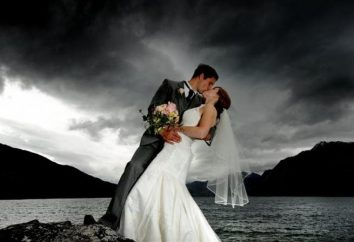 La prima notte di nozze – cosa fare?
