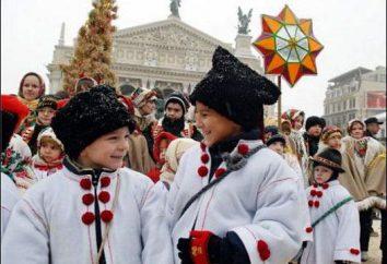 Ciekawe tradycje narodu ukraińskiego dla dzieci: lista cech i historii