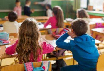 Ciągłość przedszkolaków i szkół: plan i warunki pracy