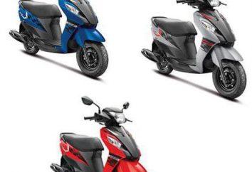 """Skuter """"Suzuki"""" – japońska jakość i niezawodność"""