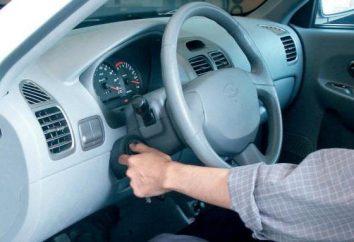 Wie das Auto in verschiedenen Situationen starten