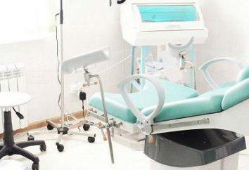 Większość klinika ginekologiczna w Petersburgu: jak się tam dostać?