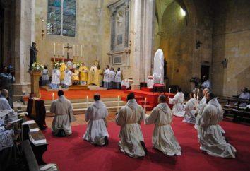 O que é uma cerimônia religiosa? ritos e rituais religiosos