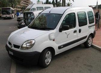 Renault Kengo, l'aspect pratique et le confort