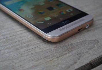 HTC One M9 smartphone: przegląd, specyfikacje i zdjęcia