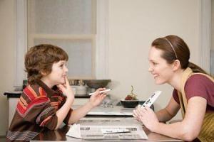 Próbkę pozytywnych cech rodziny nauczycieli