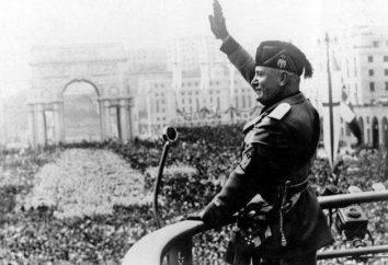 La llegada de los nazis al poder en Italia: causas y consecuencias