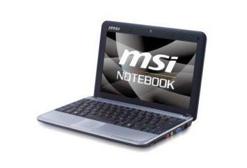 Czy mogę kupić netbooka MSI? Recenzje netbooków MSI