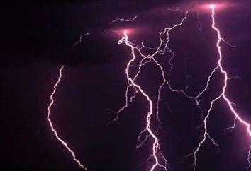 fenomeni elettrici in natura