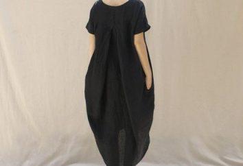 """Muster von """"Gucci"""": Wie ein Kleid-Kokon nähen"""