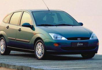 """""""Ford Focus 1"""" (amerykański, 2l, automatyk): silnika, dane techniczne, opinie właścicieli, zdjęcie"""