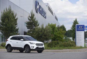 "Zakład ""Hyundai"", Petersburg: Opis"